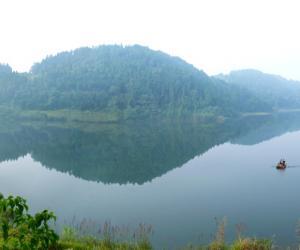 乐至县的三座中型水库