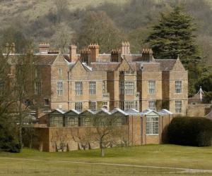 英国的乡村别墅