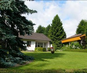 法国的乡村别墅