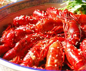 小龙虾(克氏原螯虾,克氏原蝲蛄)