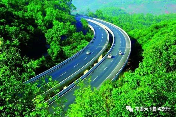 思小高速公路:穿越热带雨林最美高速公路